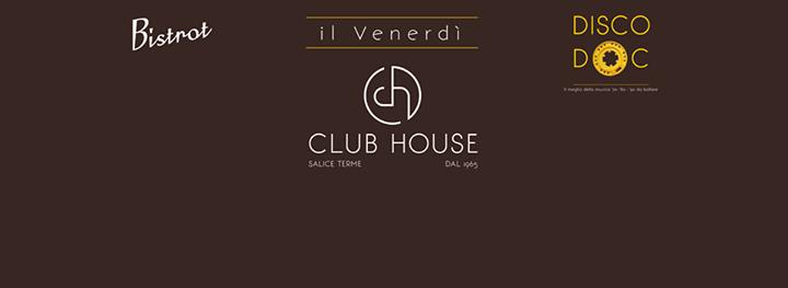 # CHESSSIFAPAVIA – VENERDì CLUB HOUSE @ SALICE TERME