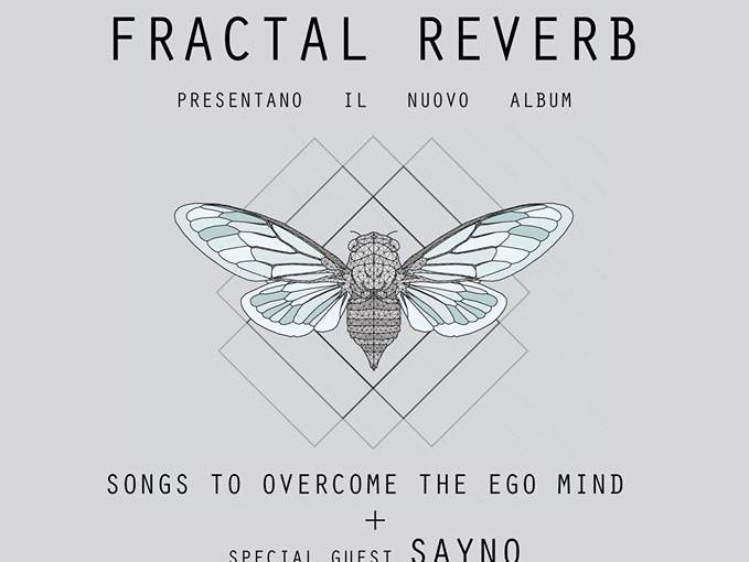 fractal reverb nuovo album