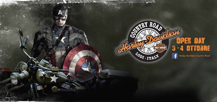 #CHESSSIFALODI – Harley Davidson Open Day