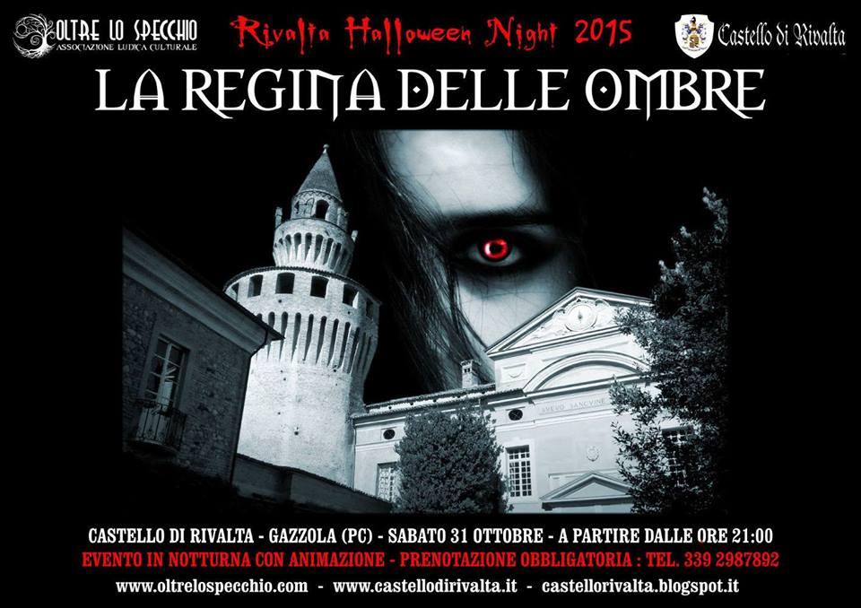 # CHESSSIFAPIACENZA – HALLOWEEN NIGHT @ CASTELLO DI RIVALTA