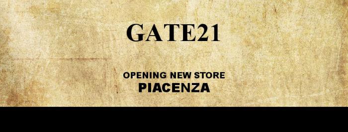 # CHESSSIFAPIACENZA – GATE21 OPENING NEW STORE @ PIACENZA