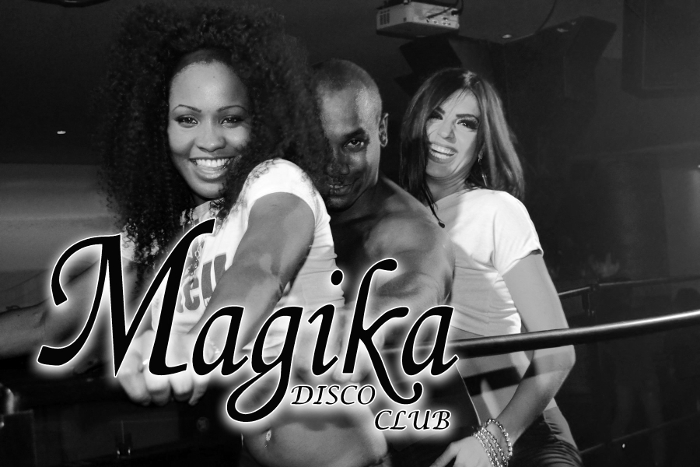 HAPPY BIRTHDAY MAGIKA DISCO CLUB 22° COMPLEANNO LUNEDÌ 16 NOVEMBRE # CHESSSIFACREMA - HAPPY BIRTHDAY @ MAGIKA DISCO CLUB