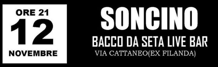 Il Giovedi sera Jazz a Soncino Jazz Jam al Bacco da Seta Livebar # CHESSSIFACREMONA - JAZZ JAM  @ BACCO DA SETA