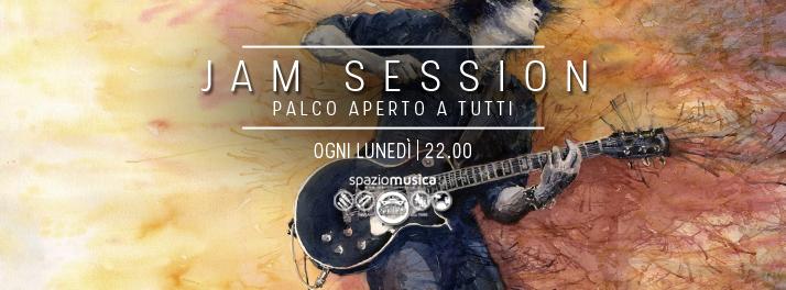 # CHESSSIFAPAVIA – LA JAM SESSION DEL LUNEDì @ SPAZIO MUSICA