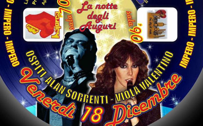 Serata Remember venerdì 18 Dicembre all'Impero Dancing a Codogno