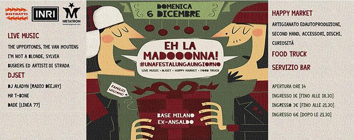 # CHESSSIFAMILANO – EH LAMADOOOONNA @ BASE MILANO