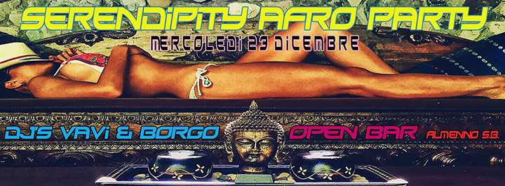 serendipity-afro-party