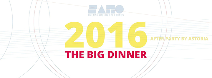 # CHESSSIFATORINO – THE BIG DINNER / NY EVE @ SAMO