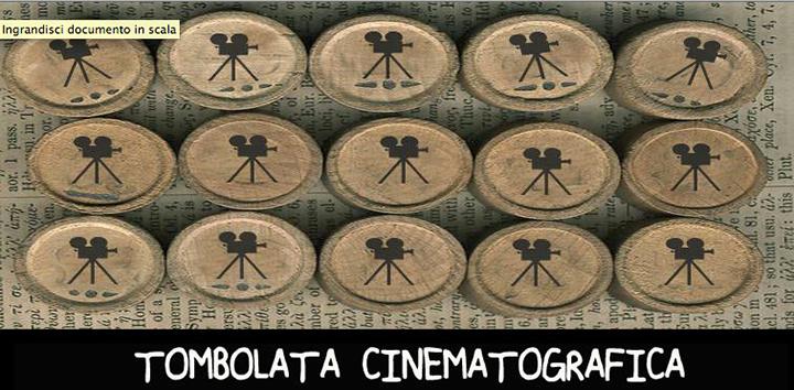 # CHESSSIFAPIACENZA – TOMBOLATA CINEMATOGRAFICA @ SPAZIO 4