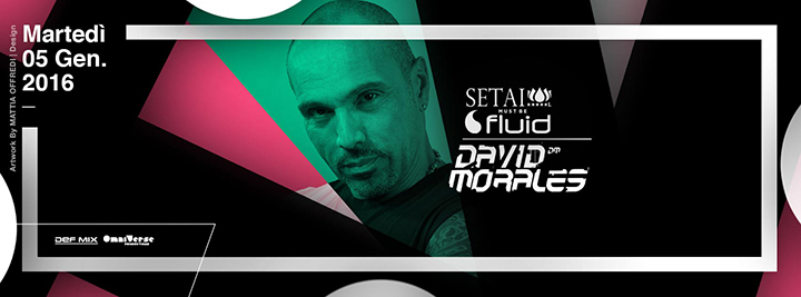# CHESSSIFABERGAMO – DAVID MORALES @ SETAI CLUB