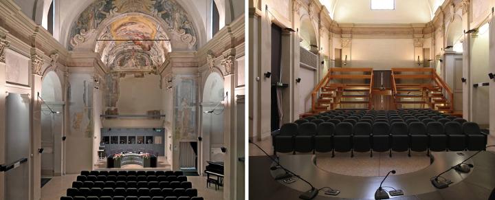 Auditorium della Fondazione di Piacenza e Vigevano