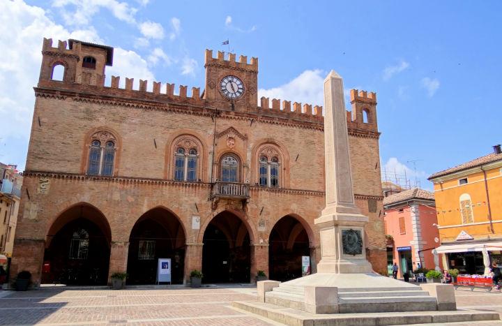 Piazza Garibaldi - Fidenza - PR