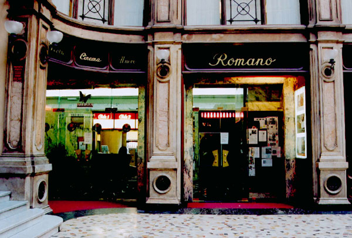 cinema Romano torino