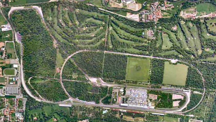 autodromo monza C'era una volta... a Hollywood