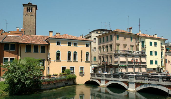 TREVISO Rolling Cam Venice - The most beautiful Live Cam in Venice Italy
