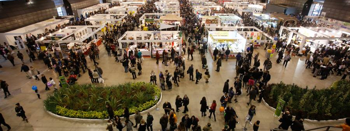 Brixia Expo Fiera di Brescia Dark Hall