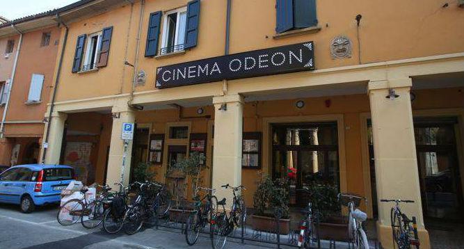 Cinema Odeon - Bologna