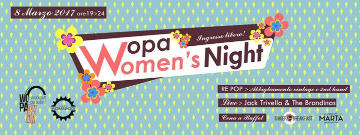 Wopa women s night chesssifa for Mercatino usato varedo