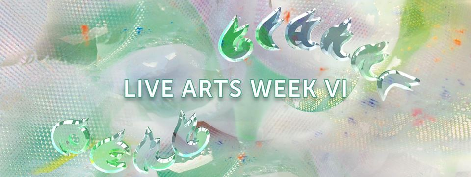 LIVE ARTS WEEK VI Festivalozzi Primaverili