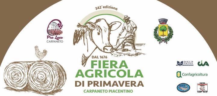 Fiera Agricola di Primavera - 342^ edizione