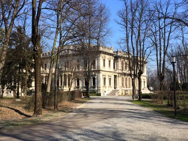 Villa Mazzotti - Chiari - BS