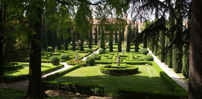 Palazzo e giardino giusti chesssifa for Giardino e palazzo giusti