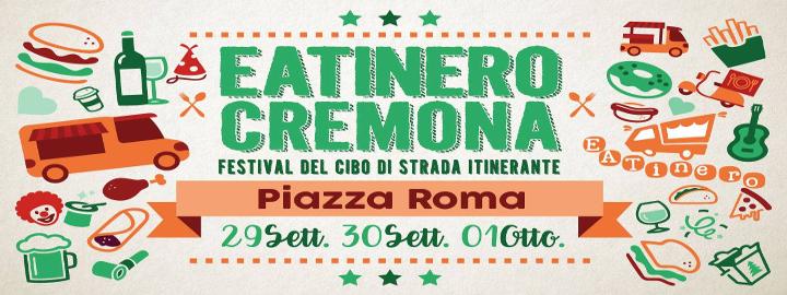 Eatinero Cremona 2017 Eventi, serate..robe