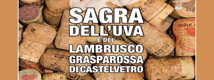 Sagra dell'Uva e del Lambrusco Grasparossa di Castelvetro