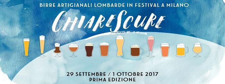 ChiareScure Festival 2017 Eventi, serate..robe