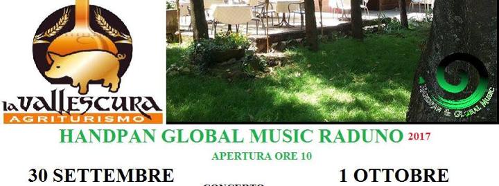 Handpan Global Music 2017 Eventi, serate..robe