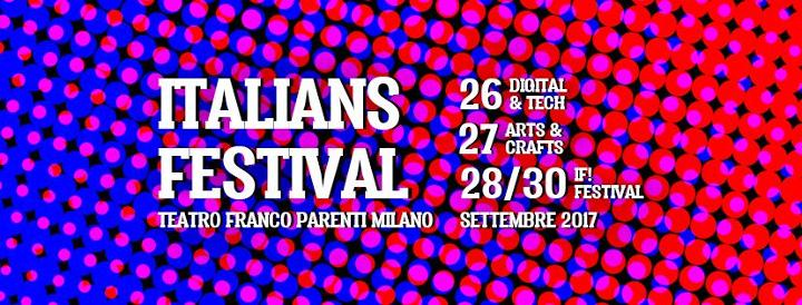IF Italians Festival Eventi, serate..robe
