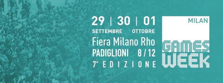 Milan Games Week Eventi, serate..robe