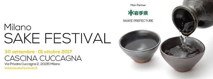 Milano Sake Festival 2017 Eventi, serate..robe