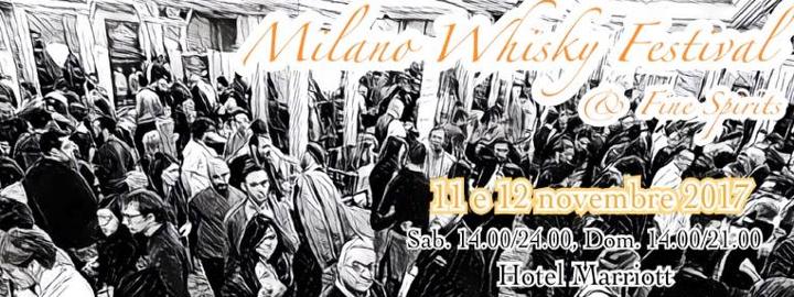 Milano Whisky Festival Fine Spirits Eventi, serate..robe