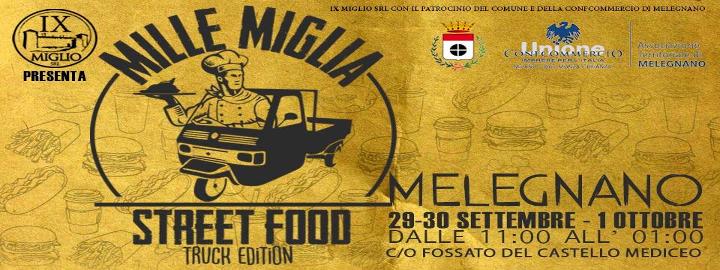 MilleMiglia Street Food Eventi, serate..robe