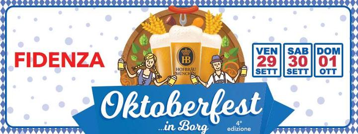 Oktober Fest in Borg Eventi, serate..robe