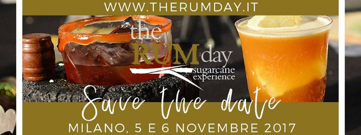 The Rum Day 2017 Eventi, serate..robe