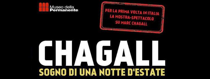 Chagall Sogno di una Notte d'Estate Eventi, serate..robe