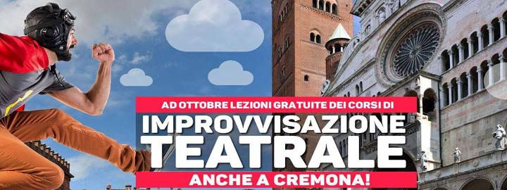 Corso di Improvvisazione Teatrale 1 Eventi, serate..robe