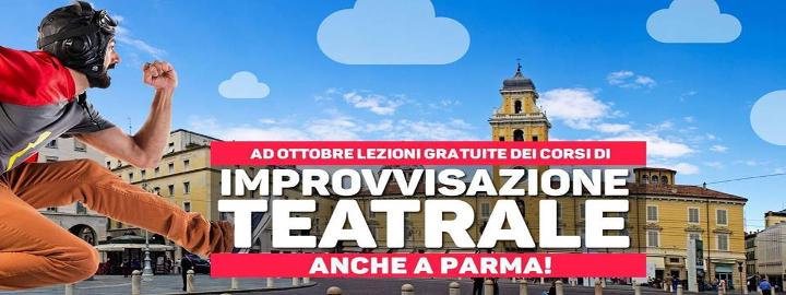 Corso di Improvvisazione Teatrale Eventi, serate..robe