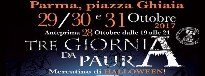 Halloween in Piazza Ghiaia 2017 Eventi, serate..robe