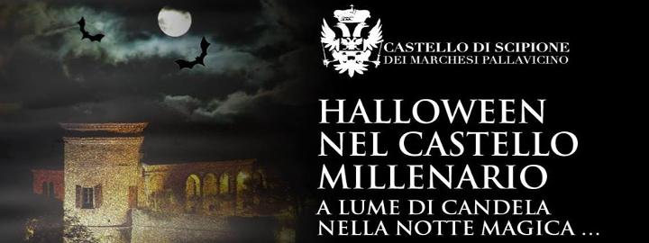 Halloween nel Castello Millenario Eventi, serate..robe