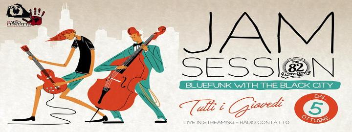 Jam Session Blue Funk