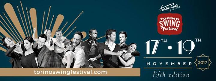 Torino Swing Festival 2017 Eventi, serate..robe