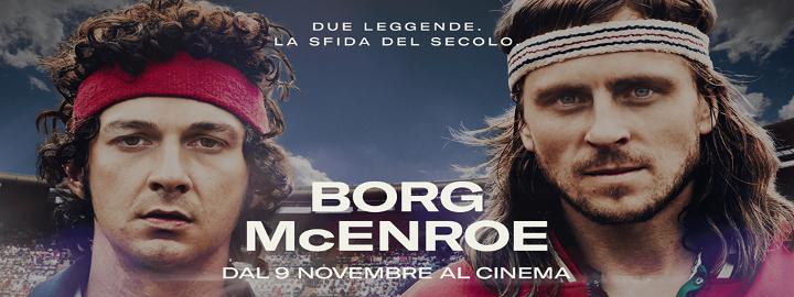 Borg McEnroe1 Eventi, serate..robe