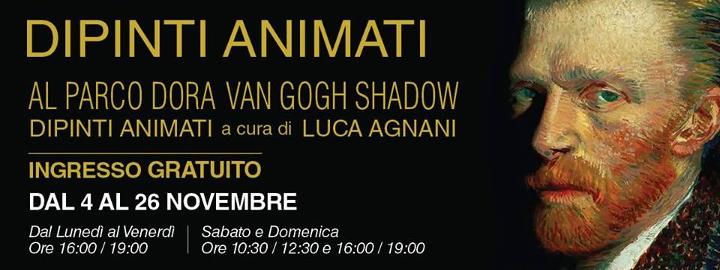 Van Gogh Shadow Eventi, serate..robe