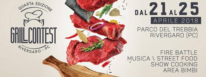 Grill Contest Rivergaro 2018 Eventi, serate..robe