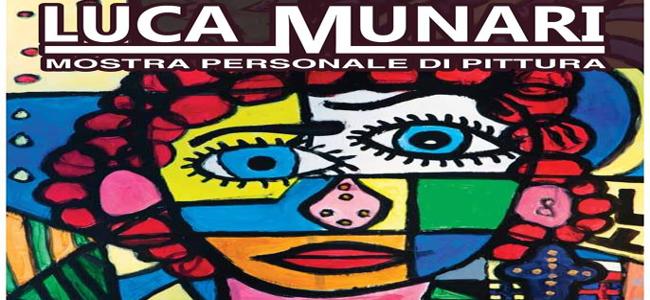 Luca Munari - Mostra Personale di Pittura