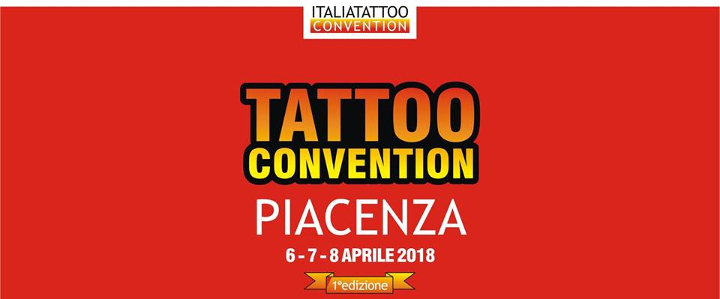 Piacenza Tattoo Convention 2018