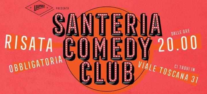 Santeria Comedy Club 2018